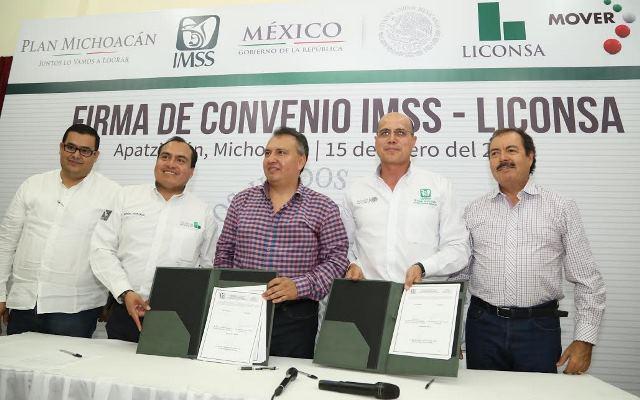 Inversión en Apatzingán