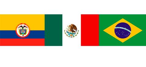 Realiza el Secretario de Energía gira por Colombia y Brasil