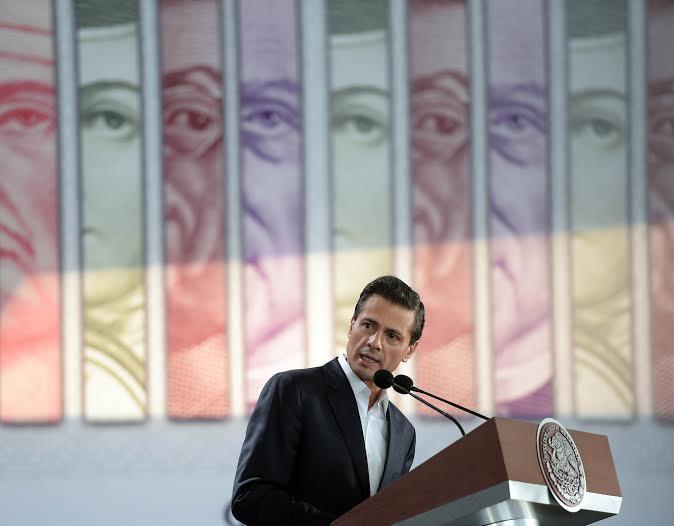 Hoy podemos constatar que nuestro Banco Central está cumpliendo, a cabalidad, este elevado compromiso institucional, pero además, su gran visión social que tiene para con México, dijo el Primer Mandatario.