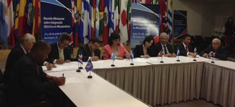 Fortalece México su presencia y liderazgo regional en la Reunión Ministerial de Integración Eléctrica en Mesoamérica
