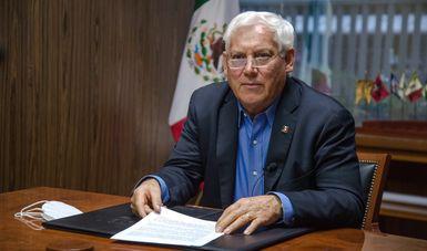 Protagonista de la seguridad alimentaria de México, sector pesquero y acuícola: Agricultura.