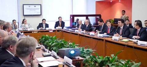 Cuarta Reunión del Marco Bilateral México-Estados Unidos Sobre Energía Limpia y Cambio Climático.