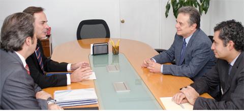 Presenta Coparmex su visión de reforma energética a Sener