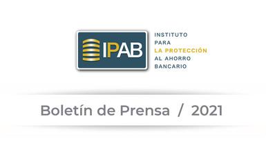 Boletín de Prensa 02-2021.