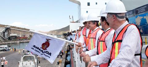 El Secretario de Energía dio inicio al proyecto de construcción del Gasoducto Norte-Noroeste.