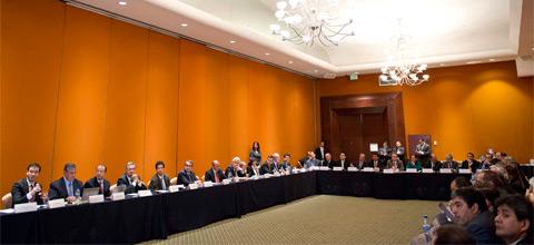 Se celebró la segunda sesión ordinaria del Consejo Consultivo para las Energías Renovables, presidida por el Secretario de Energía.