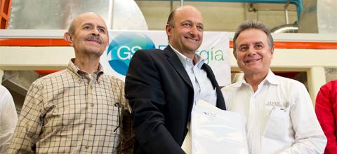 Realiza Secretario de Energía, Pedro Joaquín Coldwell gira de trabajo por Michoacán