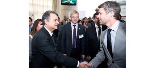 México y Dinamarca amplían su colaboración en materia de energías renovables.