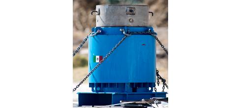 Recuperada y asegurada la fuente de Cobalto 60 que fue robada el pasado dos de diciembre.