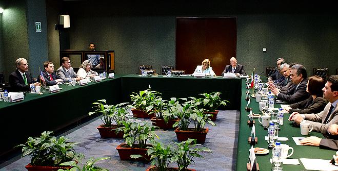 El Secretario de Energía se reúne con el Gobernador de Texas, Greg Abbott