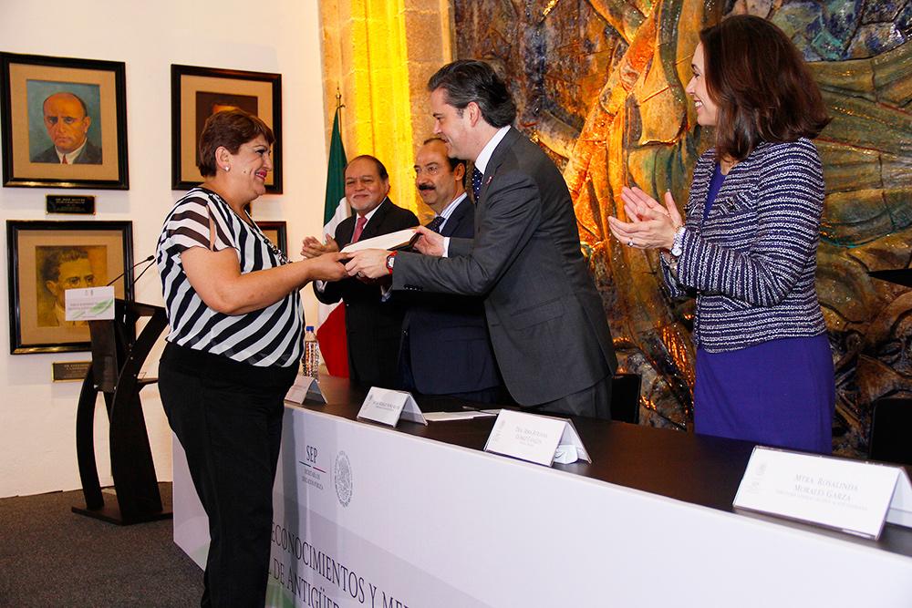 Entrevista al secretario de Educación Pública, Aurelio Nuño Mayer.