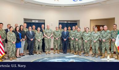Reunión de Estados Mayores entre la Armada de México  y la Armada de los EE.UU.