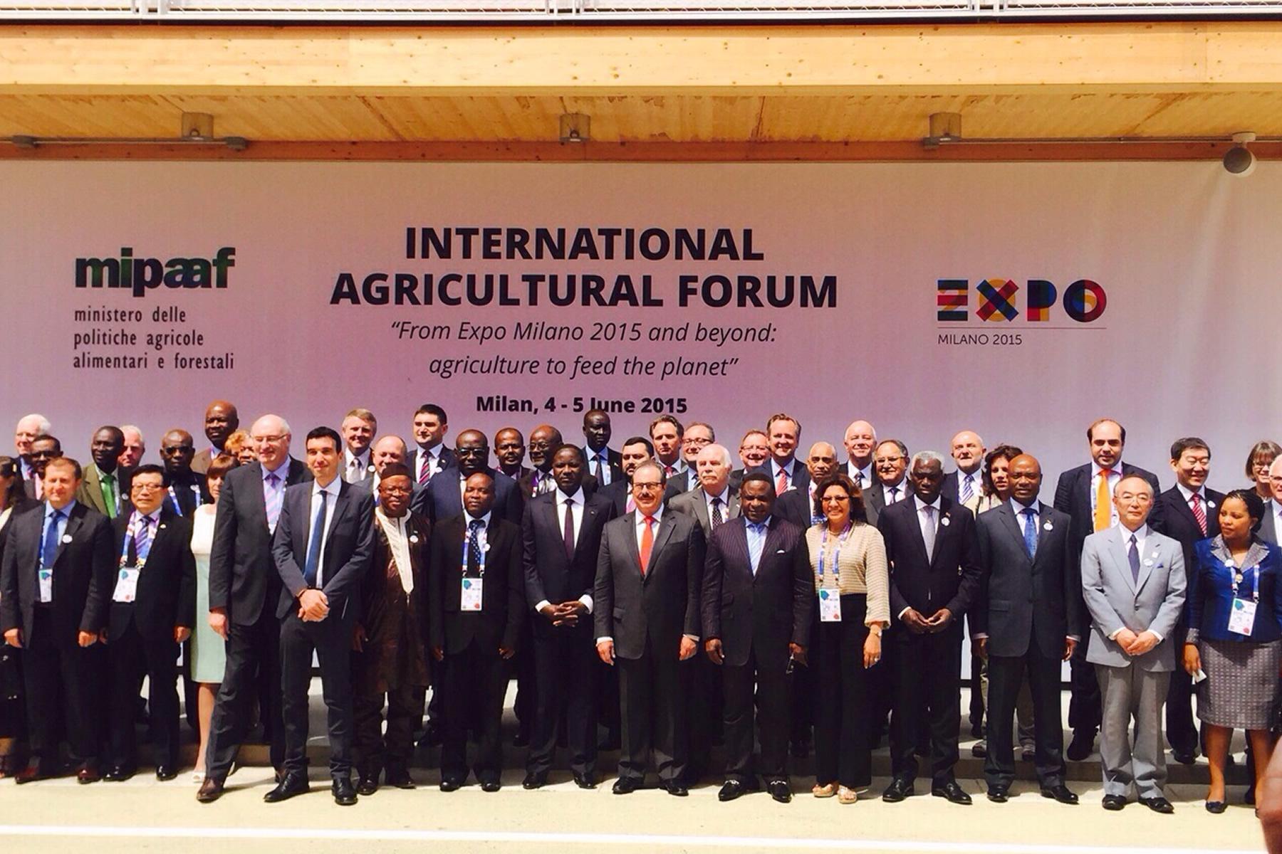 Ciencia e innovación tecnológica aplicadas con responsabilidad, claves en la producción de alimentos a nivel mundial: EMM
