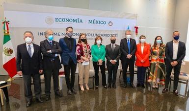 Se presenta en México informe sobre Agenda 2030