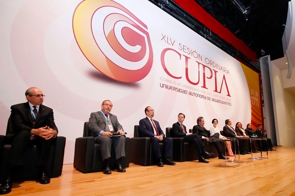 Entrevista al secretario de Educación Pública, Aurelio Nuño Mayer, al término de la inauguración de la XLV Sesión Ordinaria del Consejo de Universidades Públicas e Instituciones Afines (Cupia)