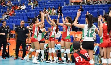 Guadalajara, Jalisco, será sede del Campeonato Continental de Voleibol de Sala, en la rama femenil