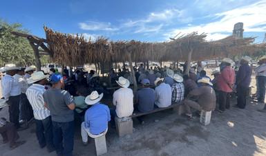 Por unanimidad, pueblo yaqui aprueba creación del Distrito de Riego 018, a fin de garantizar su legítimo derecho al agua.