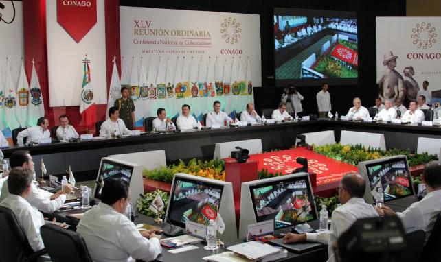Desde su integración, la Conferencia Nacional de Gobernadores ha sido un espacio de reflexión, acuerdo político y corresponsabilidad.