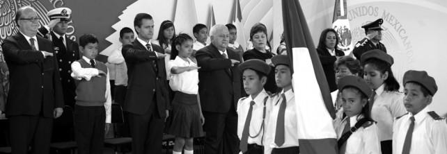 En este momento de nuestro país, todos tenemos algo qué decir y qué aportar para que la educación de calidad sea la bandera que lleve a México al desarrollo.