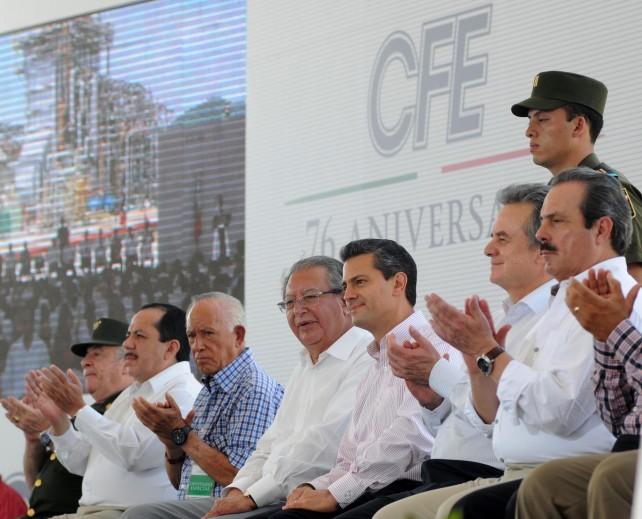 El compromiso de todos los trabajadores, es seguir siendo un ejemplo de capacidad, profesionalismo y entrega para seguir sirviendo al pueblo de México.