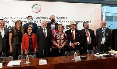 """Arganis Díaz-Leal aseguró que en materia de aviación, el planteamiento es recuperar la Categoría 1 """"lo más pronto posible""""."""