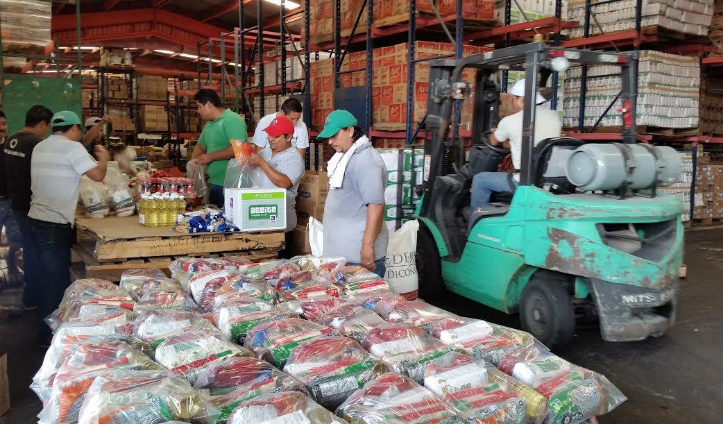 La paraestatal garantiza suministro a damnificados en Campeche, Yucatán y Quintana Roo: Juan Manuel Valle Pereña