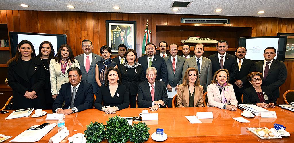 México cuenta con un ambicioso programa de infraestructura y telecomunicaciones