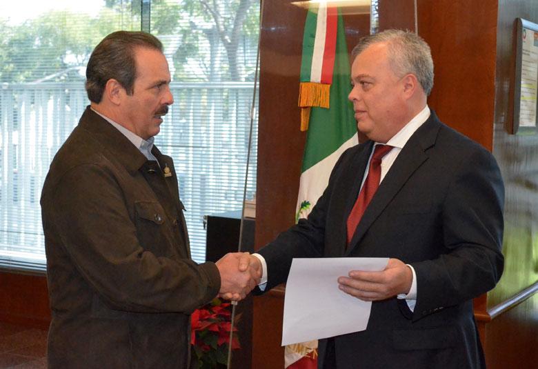 Designan a Mario Aguilar Sánchez, Comisionado Nacional de Acuacultura y Pesca