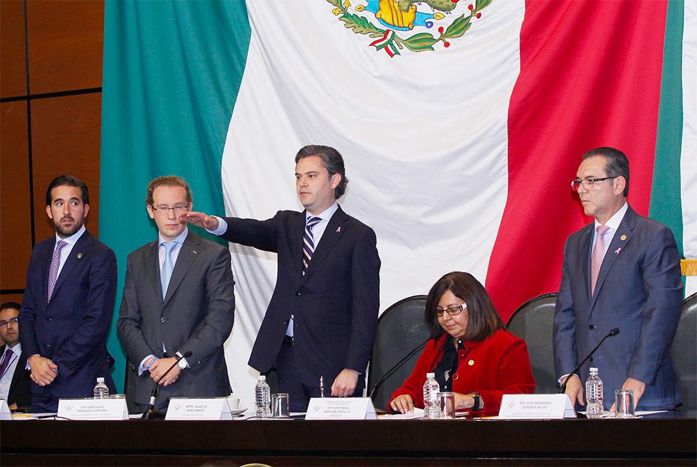 Comparecencia del secretario de Educación Pública, Aurelio Nuño Mayer