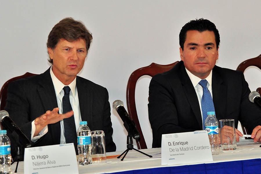 BBVA Bancomer y SECTUR firman convenio
