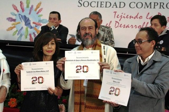 Encuentro de Organizaciones de la Sociedad Civil e Indesol