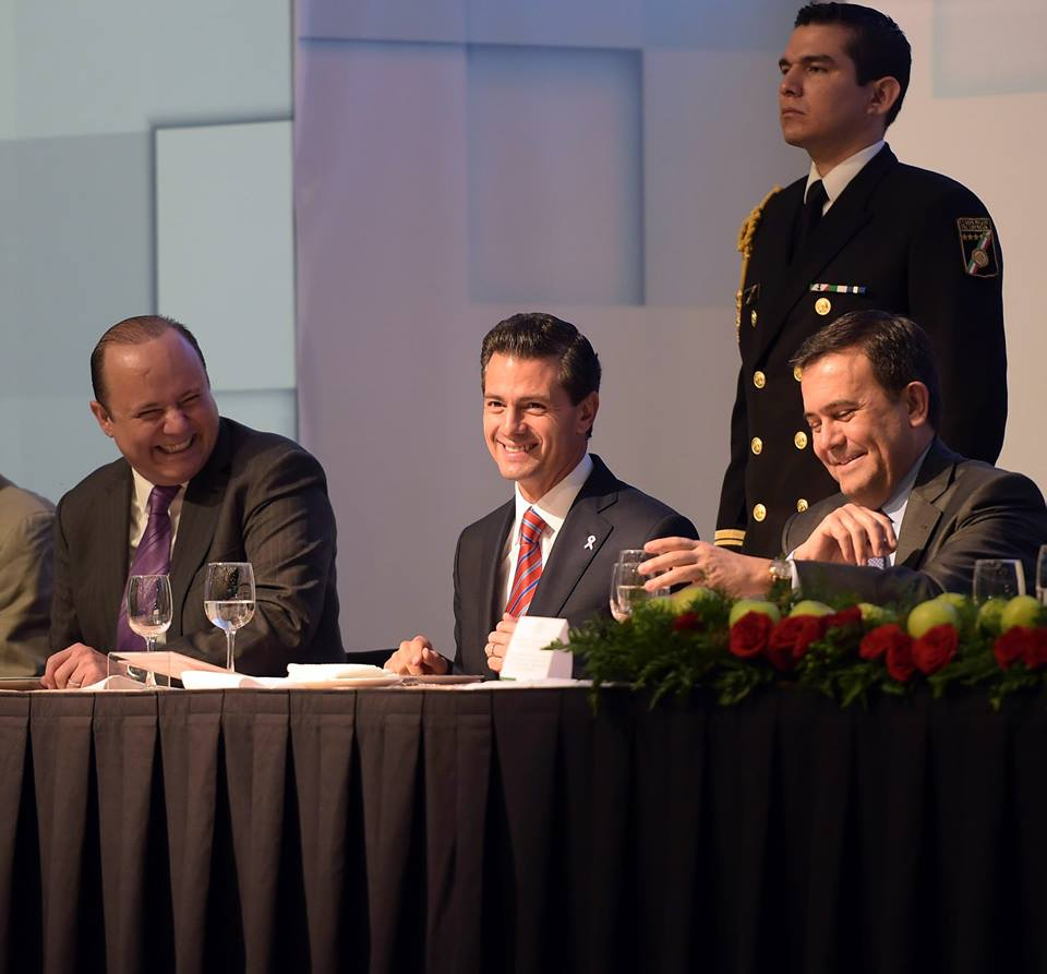 El Primer Mandatario encabezó el Encuentro Empresarial COPARMEX: Confianza en la Justicia, Condición para la Paz Social y el Progreso Democrático.