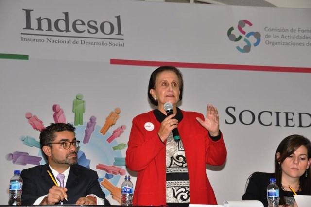 Indesol-Sociedad Civil