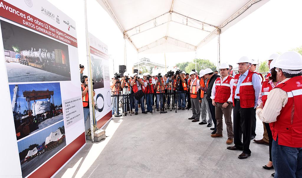 El Programa Nacional de Infraestructura se cumplirá gracias a disciplina y esfuerzos demostrados por la SCT