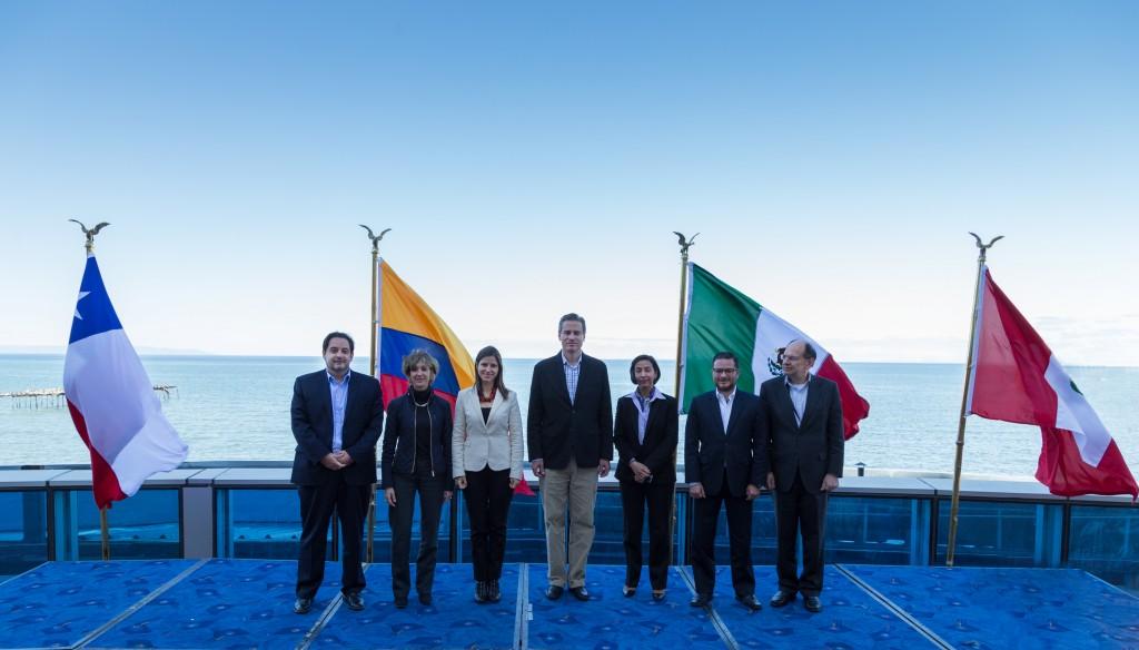 Se realizó la Reunión de Viceministros de la Alianza del Pacífico en Punta Arenas, Chile