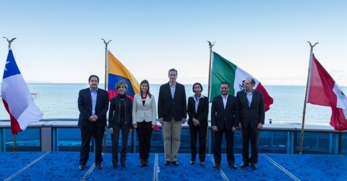 Reunión de Viceministros de la Alianza del Pacífico en Chile