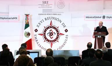 XXVI Reunión de Embajadores y Cónsules.