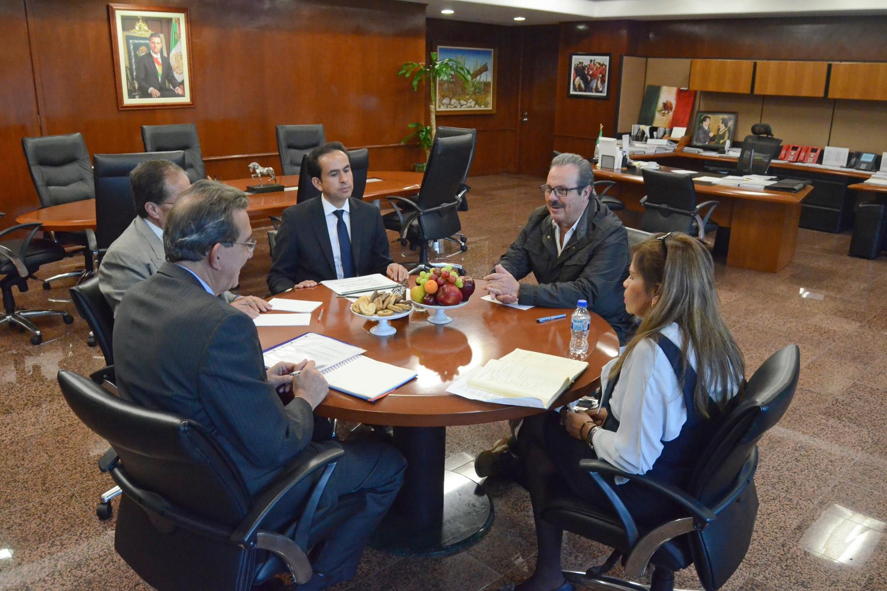 Impulsan SAGARPA y FAO una nueva relación y estrategias de trabajo.