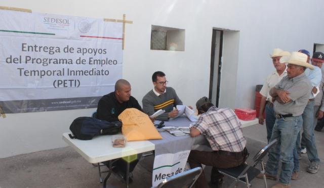 La secretaría de Desarrollo Social (Sedesol) ejerció 13 millones de pesos en Hermosillo, Sonora