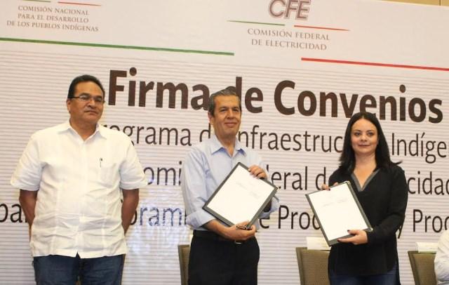 Recibirá el estado de Guerrero inversiones por 1,050 millones de pesos para atender a las comunidades indígenas, a través de la CDI.