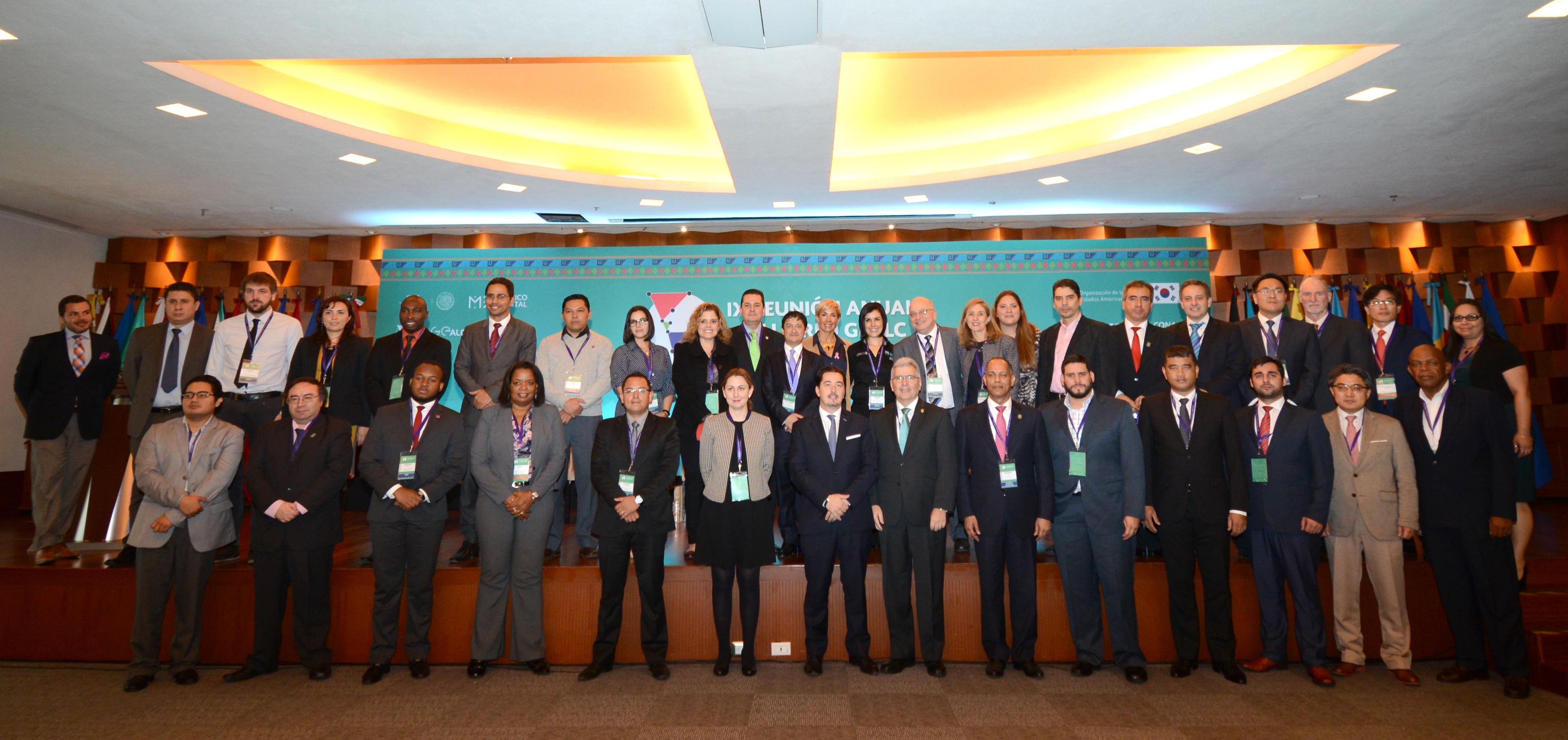 Inauguración de la IX Reunión Anual de la Red de Gobierno Electrónico de América Latina y el Caribe (Red GEALC).