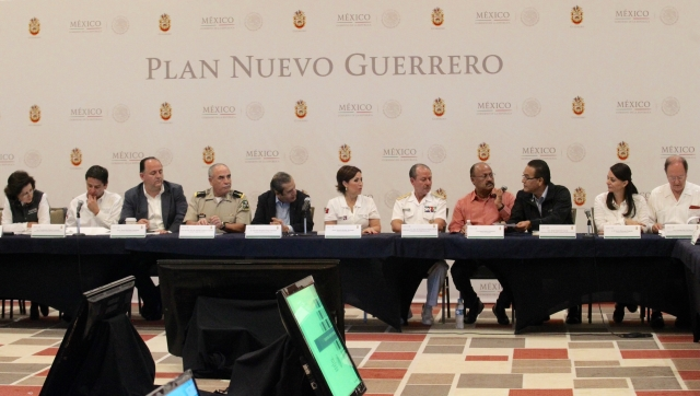 Apoyo para el Estado de Guerrero
