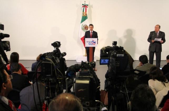 Permítanme compartirles cómo se llevó a cabo, cómo se desarrollaron los trabajos de esta Cumbre del G20.