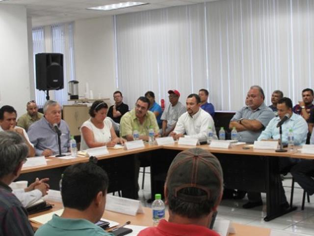 Las partes asumieron el compromiso de aplicar las medidas y políticas públicas disponibles para la protección y conservación de la fauna marina y en cumplimiento a acuerdos internacionales suscritos por México.