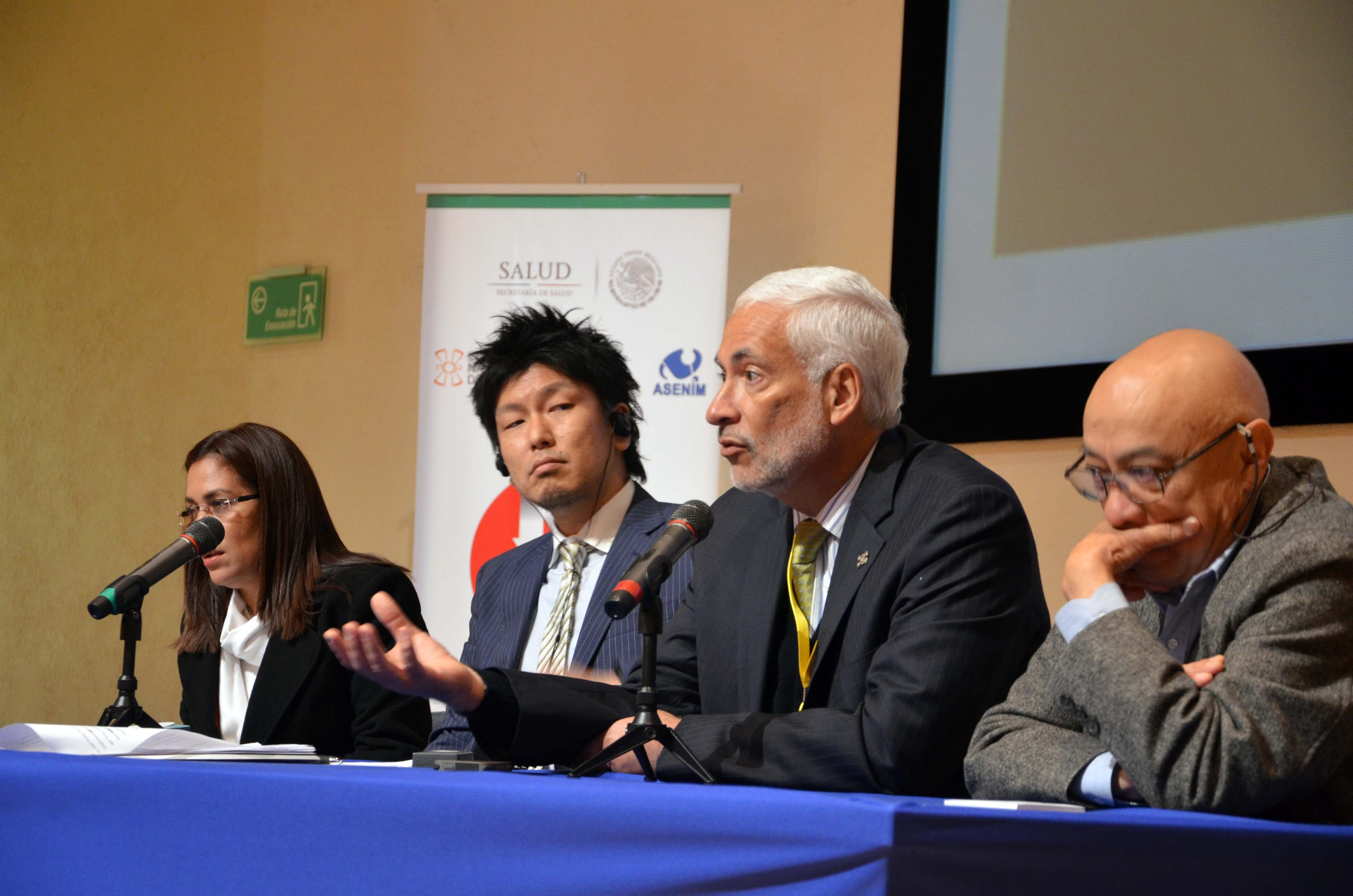 Encuentro México- Japón sobre Envejecimiento Activo y Saludable