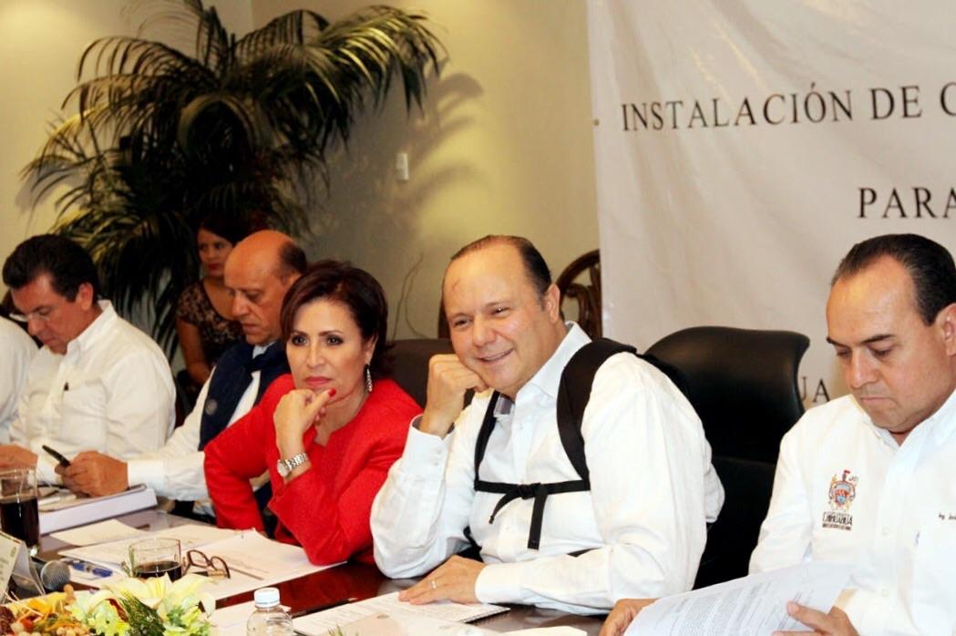 La secretaria de Desarrollo Agrario, Territorial y Urbano, Rosario Robles Berlanga, participa este día en el Diálogo Federalista que se dará en el marco de la Conferencia Anual de Municipios 2015.