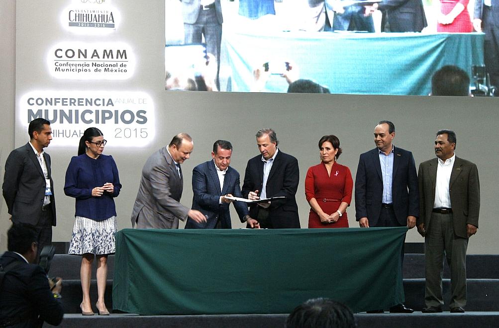 Banobras y Sedesol facilitan a municipios acceso a financiamiento para infraestructura