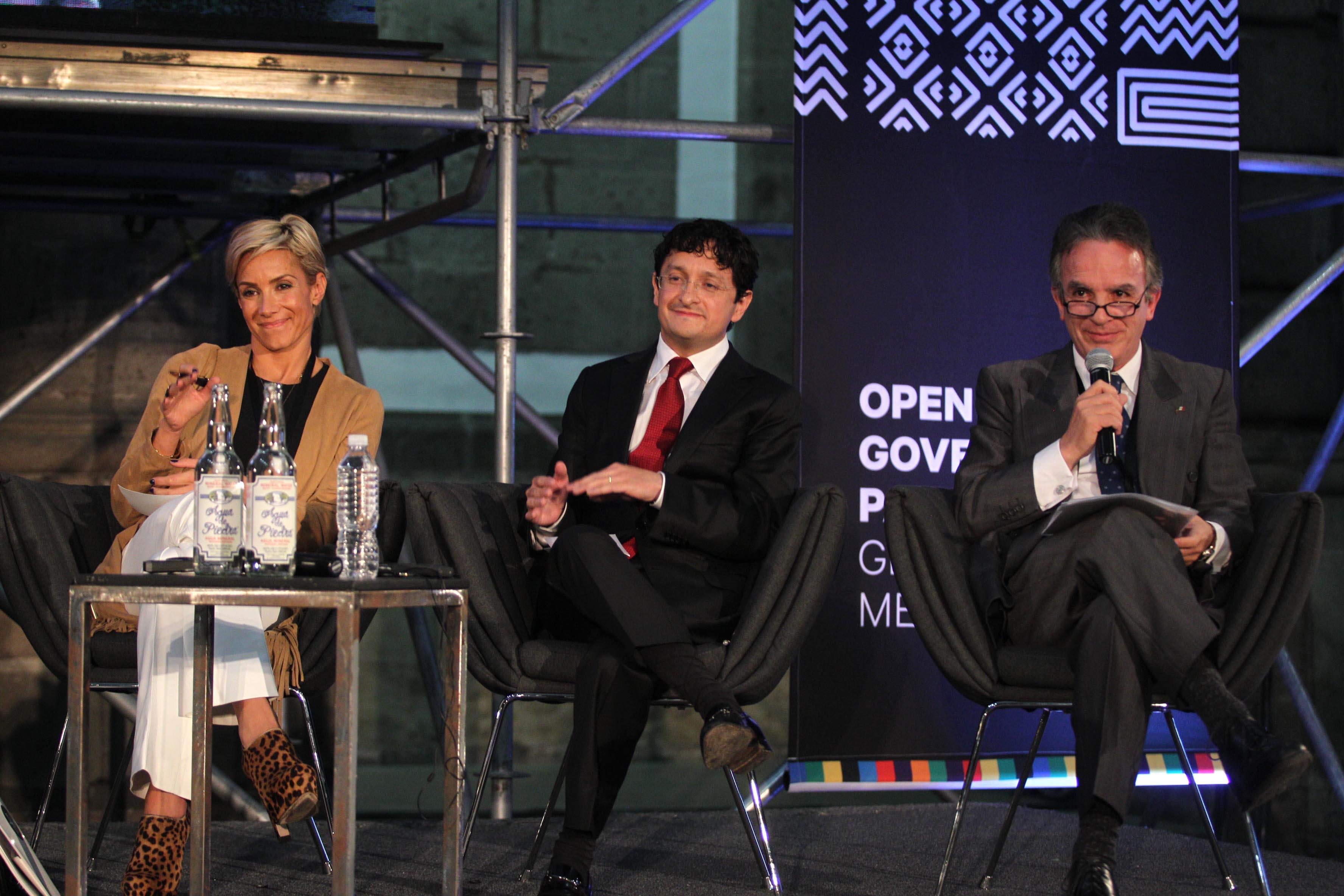 Clausura Cumbre Global de la Alianza para el Gobierno Abierto