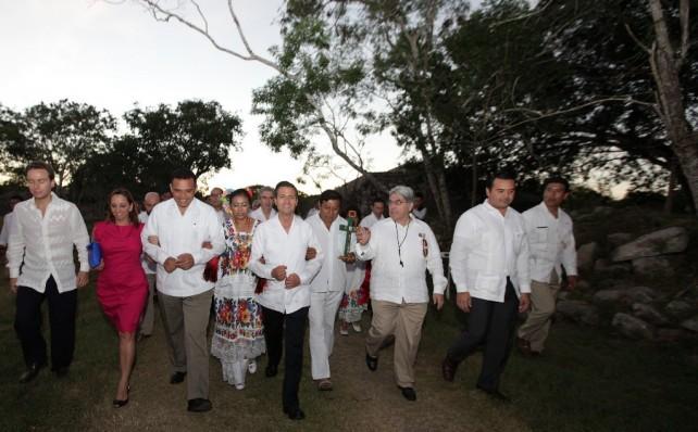 Así, este Festival es un punto de llegada y un punto de partida. Un punto de llegada, porque en él convergen los esfuerzos académicos, educativos, artísticos y culturales de Yucatán.