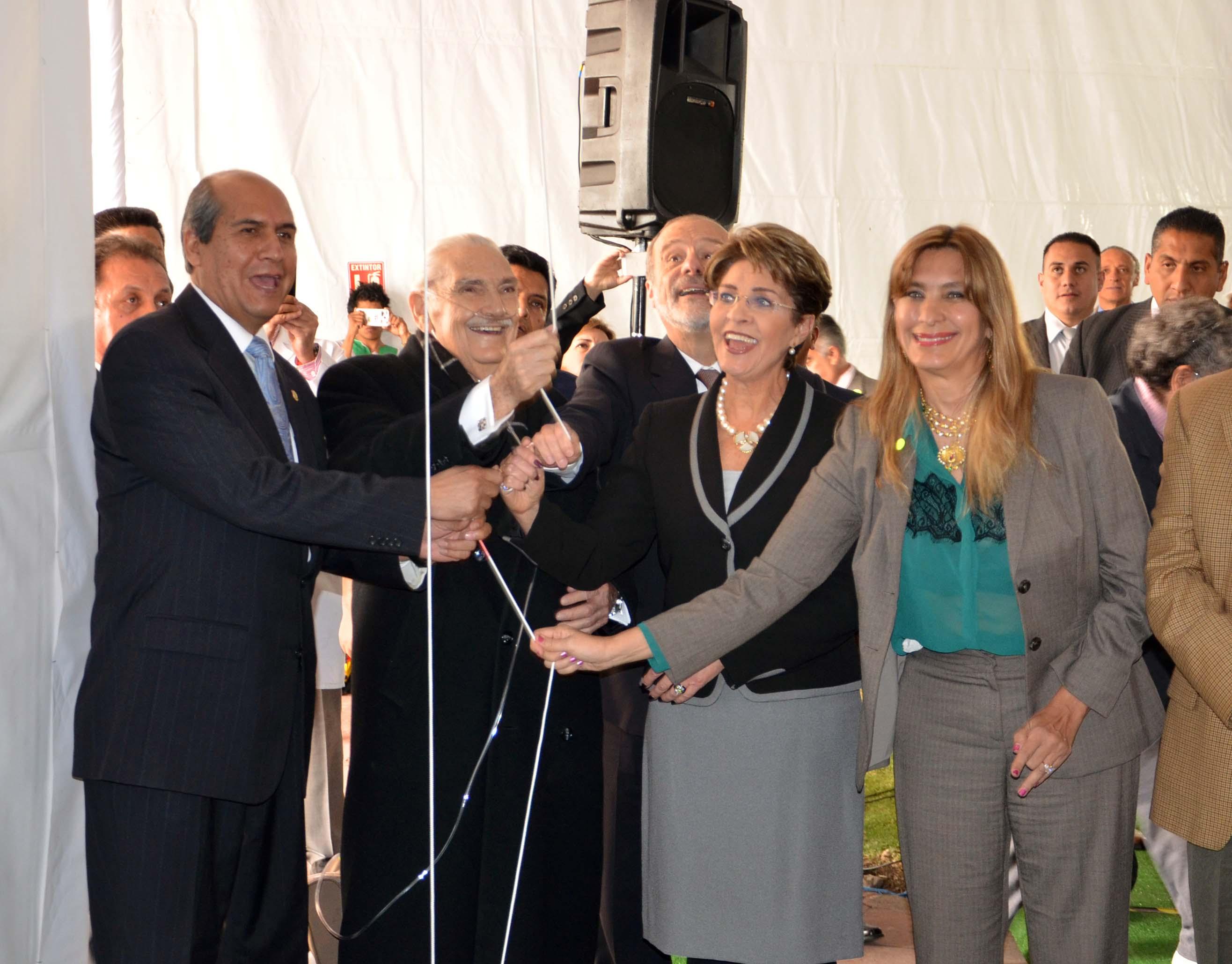 """Se dio el nombre de  """"Luis Guillermo Ibarra Ibarra"""" al Instituto Nacional de Rehabilitación"""